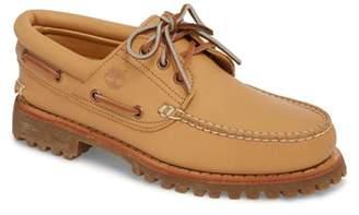 Timberland Lug Classic Boat Shoe
