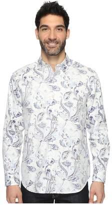 Tommy Bahama Paulo Paisley Long Sleeve Woven Shirt Men's Long Sleeve Button Up