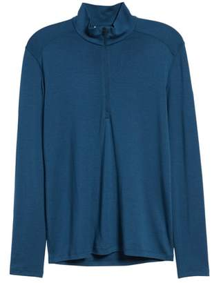 Icebreaker 260 Tech Merino Wool Half Zip Base Layer Top