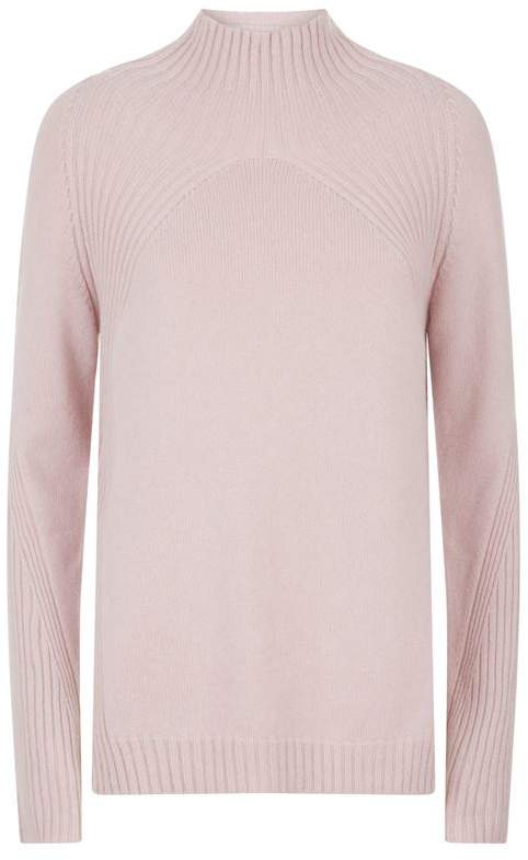 Max & Moi Wool-cashmere Romy High Neck Sweater