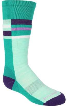 Smartwool Wintersport Stripe Sock - Kids'