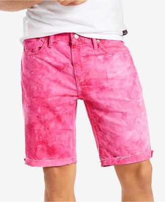 Levi's Men's 511 Slim-Fit Cutoff Ripped Jean Shorts