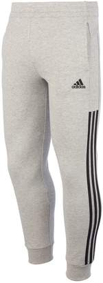 adidas Boys 8-20 Classic Athletic Jogger Pants
