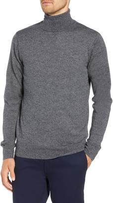 Bonobos Slim Fit Turtleneck Merino Wool Sweater