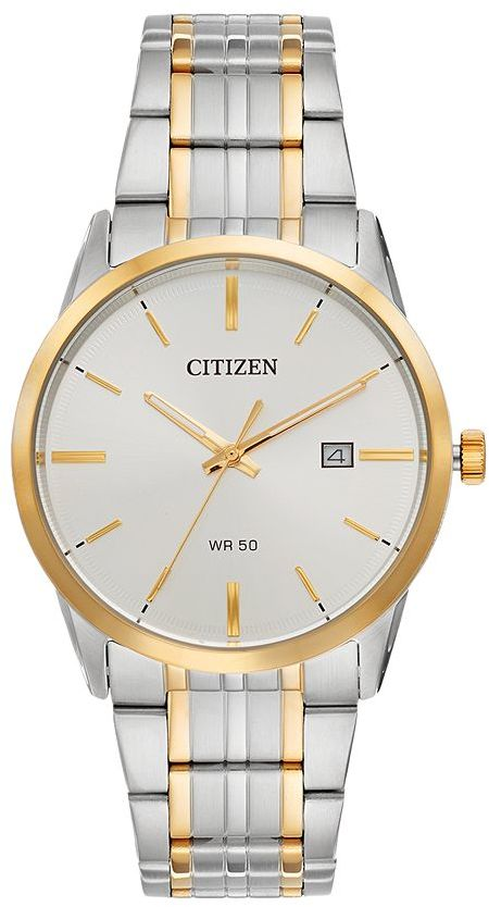 Citizen Citizen Men's Two Tone Stainless Steel Watch - BI5004-51A