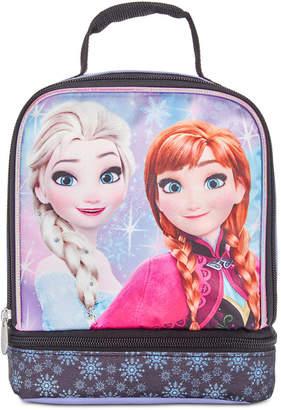 Bioworld Little & Big Girls Frozen Graphic Dual Lunch Kit