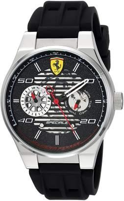 Ferrari Men's 830429 Sport Speciale Multifunction 44mm Ss Case Dial Watch