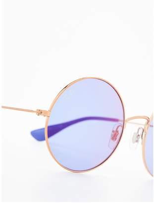 Ray-Ban Purple Ja Jo Sunglasses