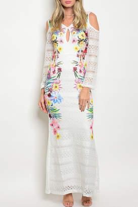 cf14c4fea1 White Maxi Dress - ShopStyle UK