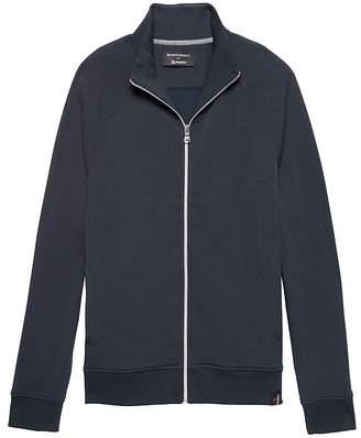 Banana Republic Polartec® Fleece Track Jacket