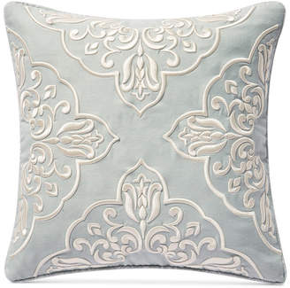 "Waterford Gwyneth 16"" Square Decorative Pillow"