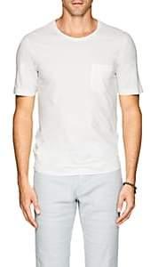 Massimo Alba Men's Panera Watercolor-Dyed Cotton T-Shirt-Cream