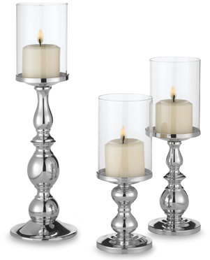 Towle® Silversmiths Andover Candle Holders (Set of 3)