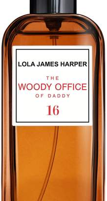 Lola James Harper The Woody Office of Daddy room spray 50 ml