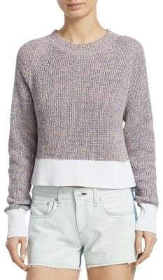 Rag & Bone Marled Crewneck Sweater