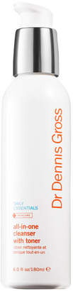 Dr. Dennis Gross Skincare Dr. Dennis Gross All-In-One Facial Cleanser With Toner