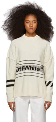 Off-White Off White  Logo Sweater