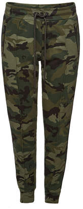 True Religion Cotton Camouflage Pants