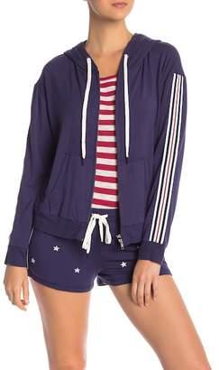 PJ Salvage 76 Stripe Sleeve Jacket