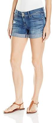 Hudson Women's Croxley Mid Thigh Jean Short