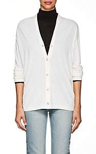 The Row Women's Nedeli Virgin Wool Cardigan - Ivory