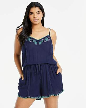 Joe Browns Embroidered Playsuit