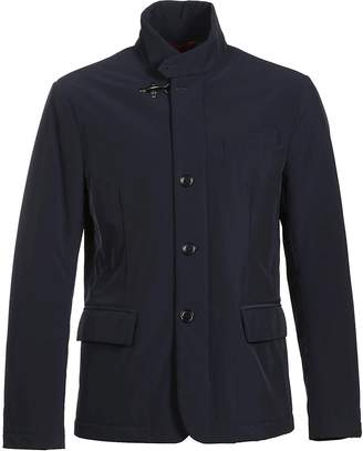 Fay Buttoned Lightweight Jacket