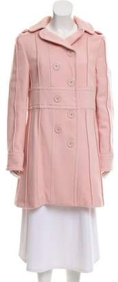 Marc by Marc Jacobs Double-Breasted Wool Coat