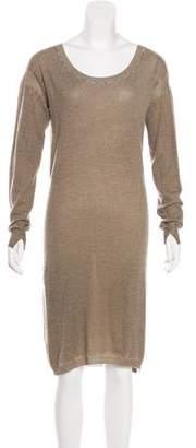 Humanoid Wool & Cashmere Knit Dress