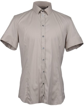 Patrizia Pepe Short sleeve shirts - Item 38353189JQ