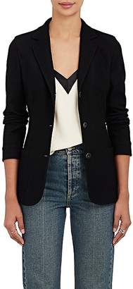 Xo Barneys Colombo Women's Double-Faced Cashmere-Silk Three-Button Blazer