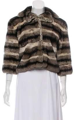 Trilogy Fur Jacket