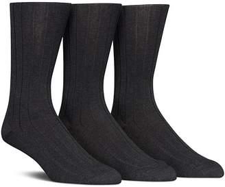 Calvin Klein Classic Dress Socks, Pack of 3