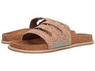 Free People Crete Footbed Sandal Women's Sandals