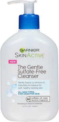 Garnier SkinActive The Gentle Sulfate-Free Cleanser $12.99 thestylecure.com