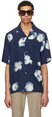 Acne Studios Indigo Elms Print Shirt
