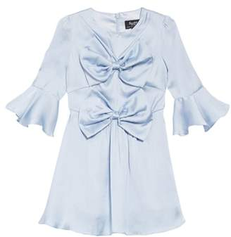 Bardot Junior Gia Double Bow Dress