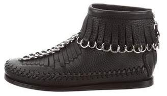 Alexander Wang Montana Moccasin Boots w/ Tags