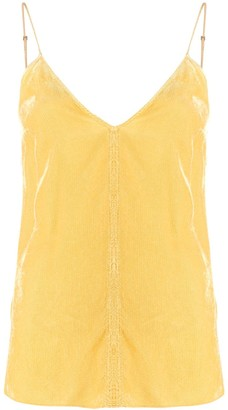Forte Forte ribbed camisole top