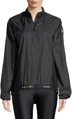 The Upside First Light Mesh Running Jacket