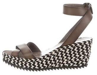 Pedro Garcia Platform Wedge Sandals