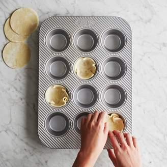 Sur La Table Platinum Professional Standard Muffin Pan, 12 Count