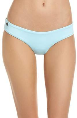 Maaji Crystal Blue Sublime Signature Reversible Bikini Bottoms