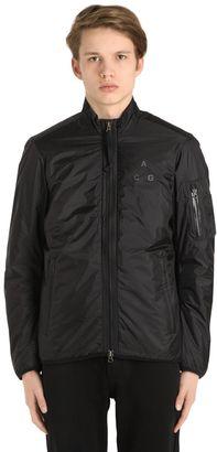 Nikelab Acg Metamorphosis Bomber Jacket $470 thestylecure.com
