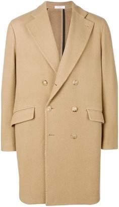 Boglioli classic double-breasted coat