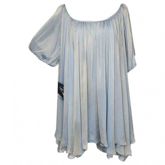 Thomas Wylde Grey Silk Tops