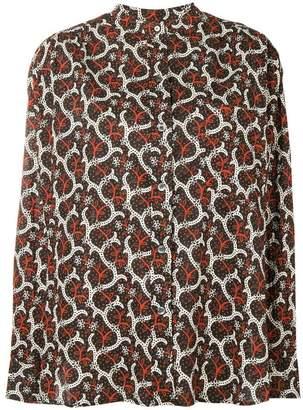 Etoile Isabel Marant Mexika floral print shirt