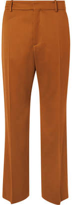 Sies Marjan - Toby Virgin Wool-twill Trousers - Camel