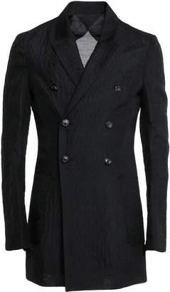 Rick Owens Overcoats - Item 49443454TO