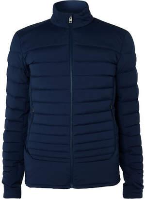 Kjus Blackcomb Slim-Fit Quilted Down Ski Jacket